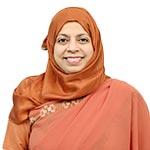 Ms. Amina Siddiqui